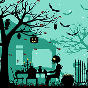 Your Halloween Guide to West Sussex
